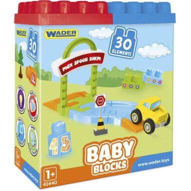 """""""Baby Blocks"""" Мої перші кубики - 30 шт (в коробці)"""