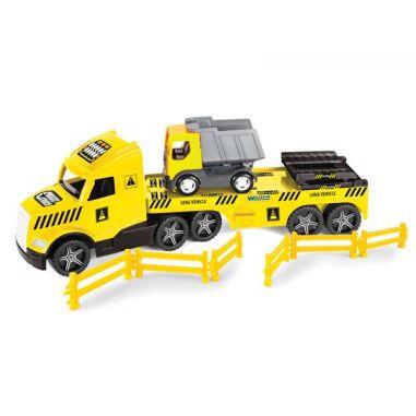 """Magic Truck Technic"" з вантажівкою"