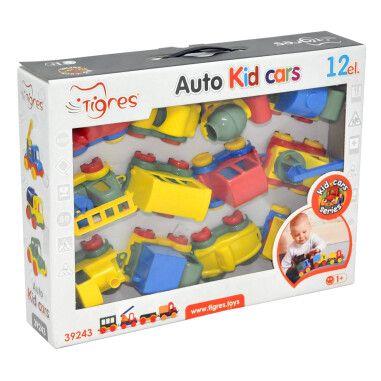 "Авто ""Kid cars"" 12 шт."