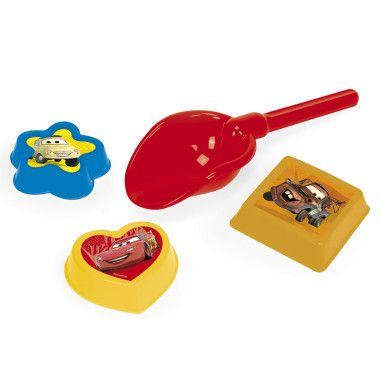 Лопатка + 3 формочки микс - Disney