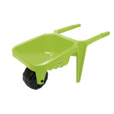 """Візок для піску """"Гігант"""" зелений"""