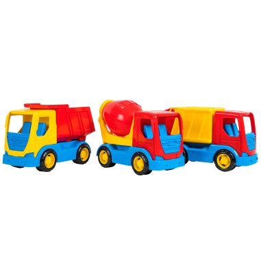 """Авто """"Tech Truck"""" 3 моделі"""