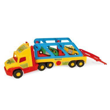 """""""Super Truck"""" з авто-купе"""