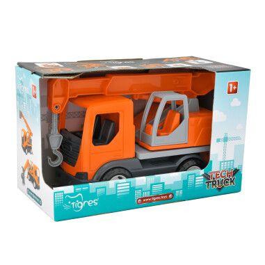 "Авто ""Tech Truck"" кран в коробке"