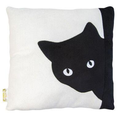 """Подушка """"Чорний кіт"""""""
