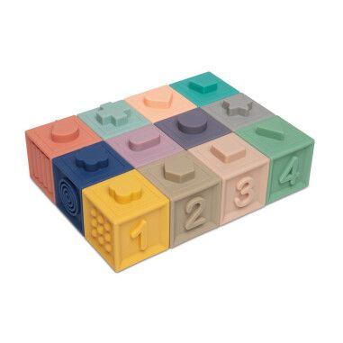 Canpol babies Іграшка-конструктор м'яка