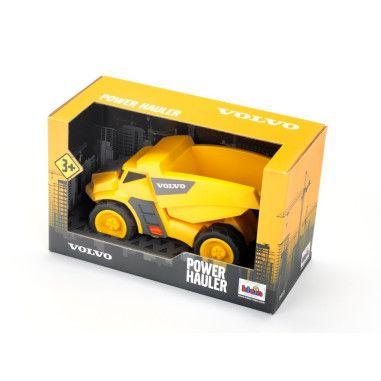 Самоскид Volvo в коробці