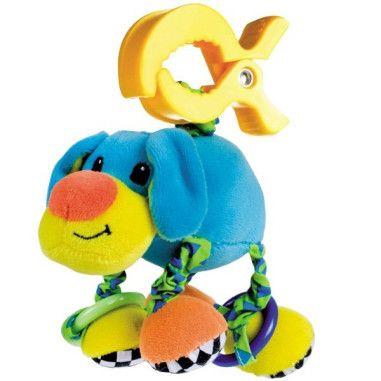 Iграшка плюшева вібруюча