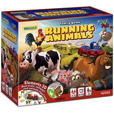 """""""Play&Fun"""" гра """"Тварини, що тікають"""""""