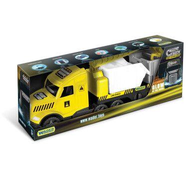 """""""Magic Truck Technic"""" з будівельними контейнерами"""