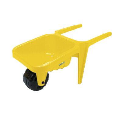 """Візок для піску """"Гігант"""" жовтий"""