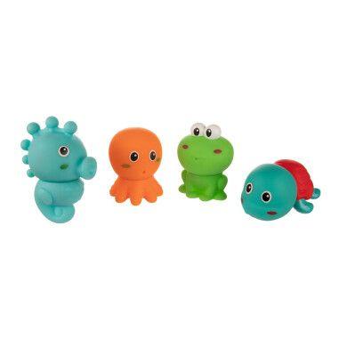Canpol babies Іграшка для купання 4 шт. OCEAN