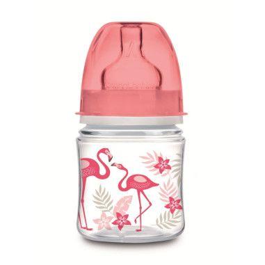 Canpol babies EasyStart пляшка з широким отвором антиколікова PP  - Jungle