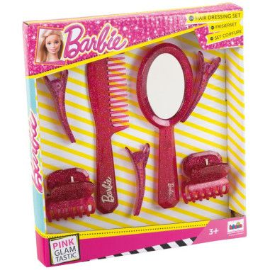 Набір для догляду за волоссям Barbie