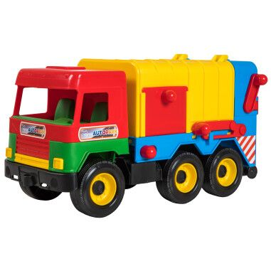 """Middle truck"" сміттєвоз"