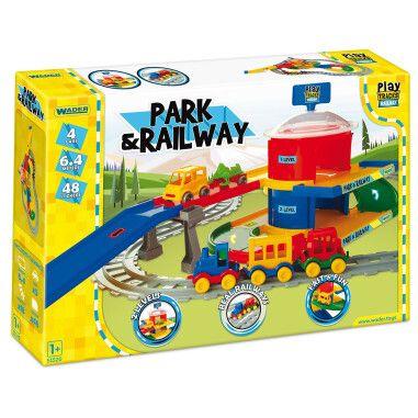 Play Tracks вокзал 6,4 м