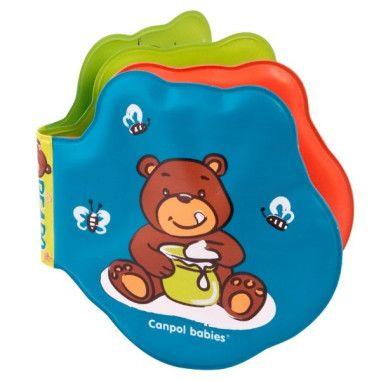 Іграшка-книжечка (змінює колір) Ведмедик