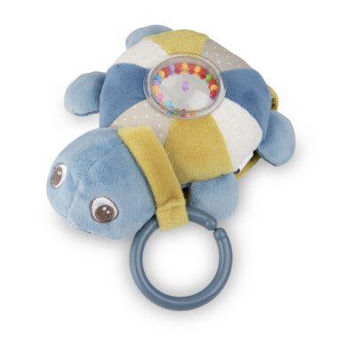 Canpol babies Іграшка плюшева розвиваюча музична Морська черепаха - блакитна