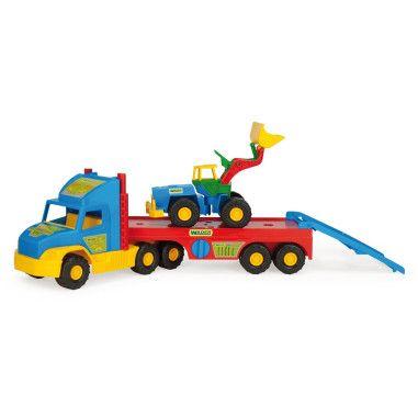 """Super Truck"" з трактором"