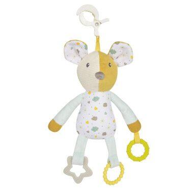 Canpol babies Іграшка плюшева з прорізувачами Mouse
