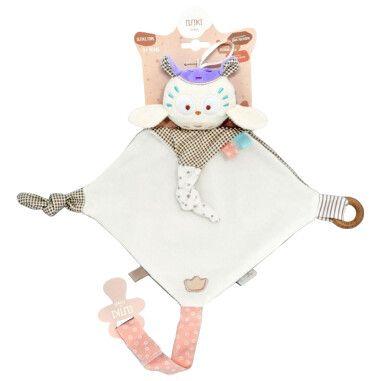 Іграшка - текстильна сова Miя, ELFIKI