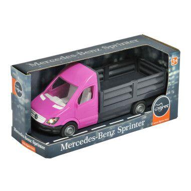 """Автомобіль """"Mercedes-Benz Sprinter"""" бортовий (рожевий), Tigres"""