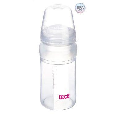 Пляшка силіконова 230 мл LOVI