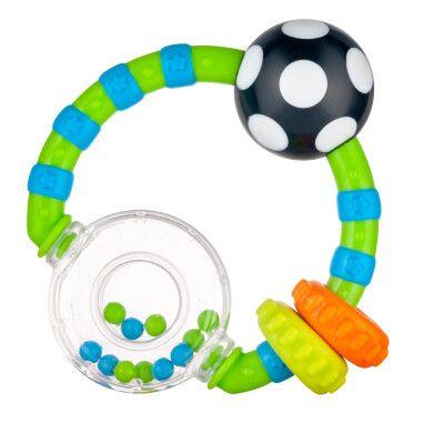 Canpol babies Брязкальце М'ячик і кольорові кульки