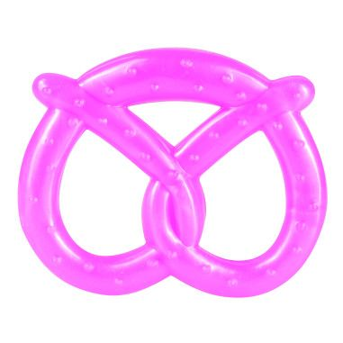 Canpol babies Іграшка-прорізувач еластична Крендель