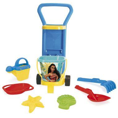 Візок з набором для піску - Ваяна Disney