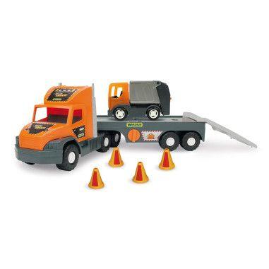 """""""Super Tech Truck"""" з сміттєвозом"""