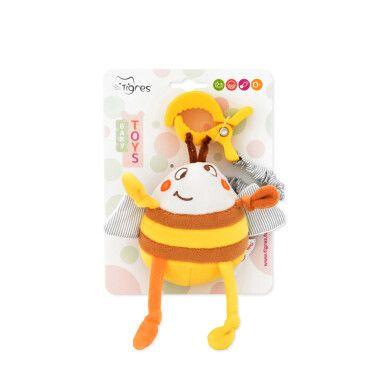 """Іграшка Бджілка """"Веселі малючки"""", Tigres"""
