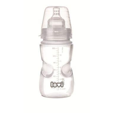 Пляшка 250 мл PP LOVI (super vent)