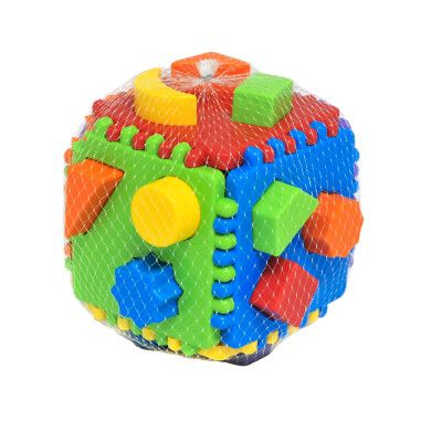 "Іграшка-сортер ""Educational cube"" 24 ел., Tigres"