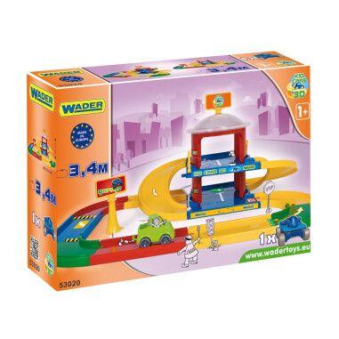 """Kid Cars 3D"" - гараж 2 поверхи (3,4м.)"