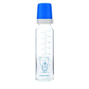 Пляшка скляна 240 мл