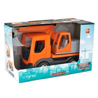 """Авто """"Tech Truck"""" навантажувач в коробці"""