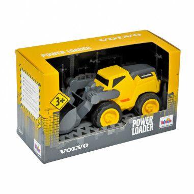 Погрузчик Volvo в коробке