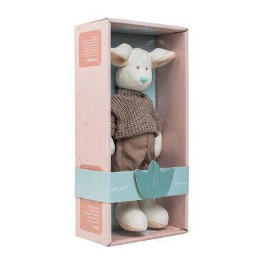 Іграшка ельфік Пуффі knit, ELFIKI
