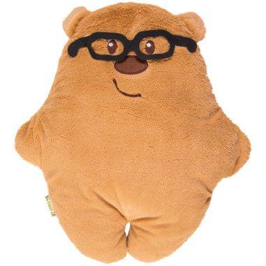 Ведмедик в окулярах