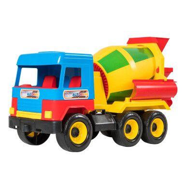 """Middle truck"" бетономешалка"