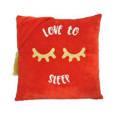 """Подушка """"Love to sleep"""", Tigres"""