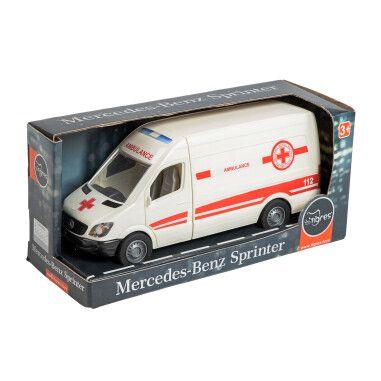"""Автомобіль """"Mercedes-Benz Sprinter"""" швидка допомога, Tigres"""