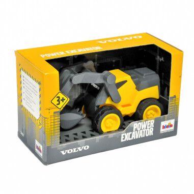 Екскаватор Volvo в коробці