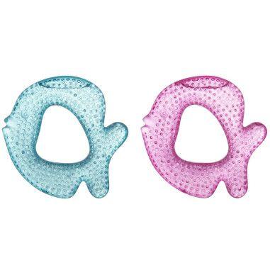 Canpol babies Іграшка-прорізувач з водою Рибка