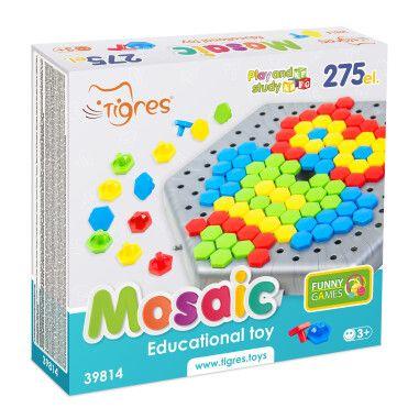 "Мозаїка ""Метелик"" 275 ел. в коробці, Tigres"