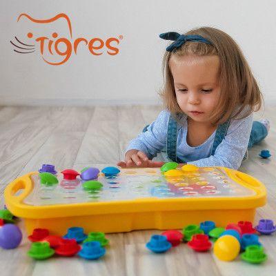 Фото Tigres пластмасова іграшка №1