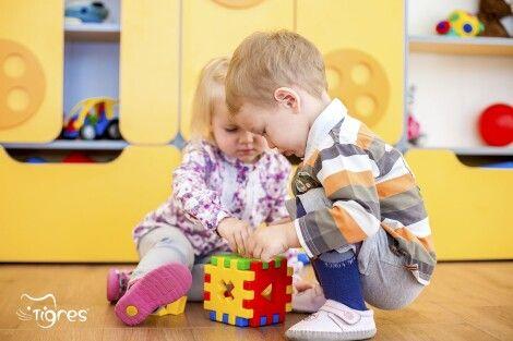 Photo - Adaptation to kindergarten: week, month, year?
