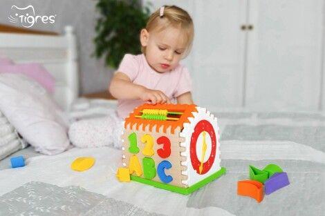 Фото - Іграшки-сортери  - гаджети для найменших