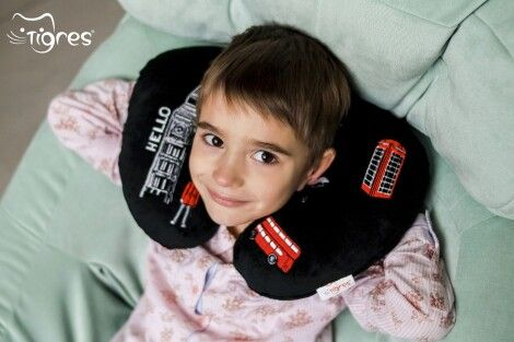 Photo - The pillow headrest will preserve your youth, beauty and health